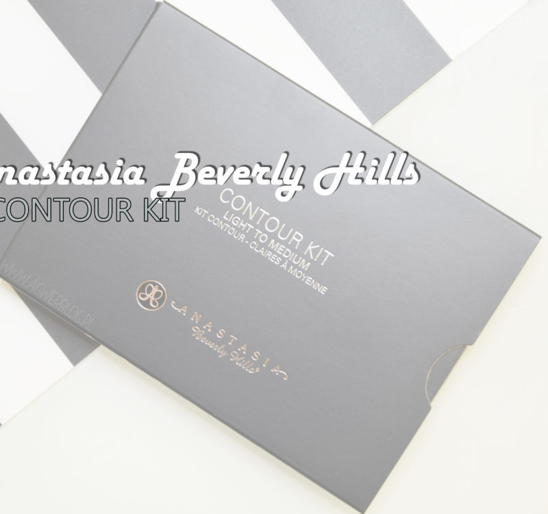 Anastasia Beverly Hills Contour kit, light to medium