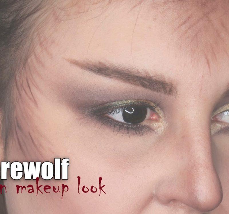 Makijaż na Halloween 2015 | Mrs Werewolf