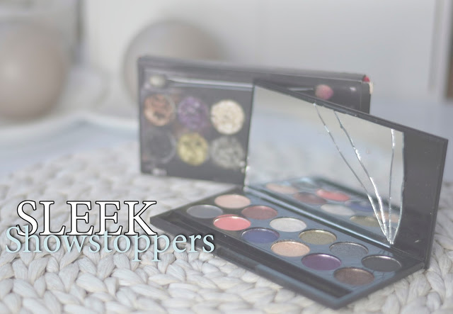 Paleta Sleek Showstoppers – recenzja