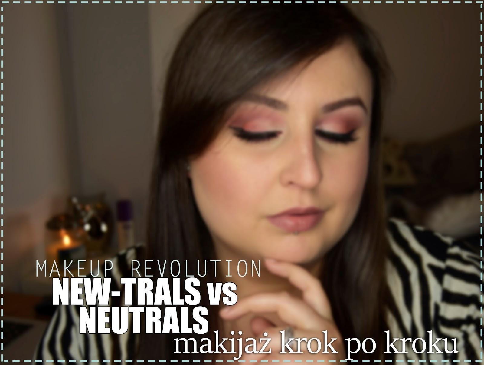Ciepły makijaż krok po kroku | Makeup Revolution