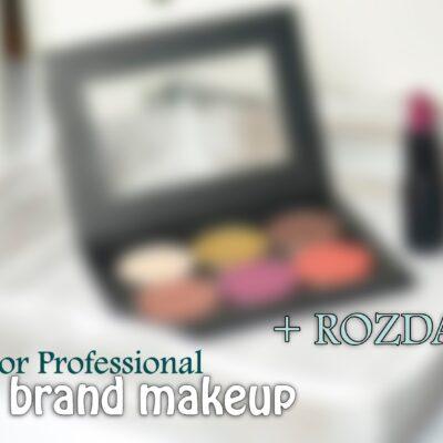 One brand makeup: Melkior Professional