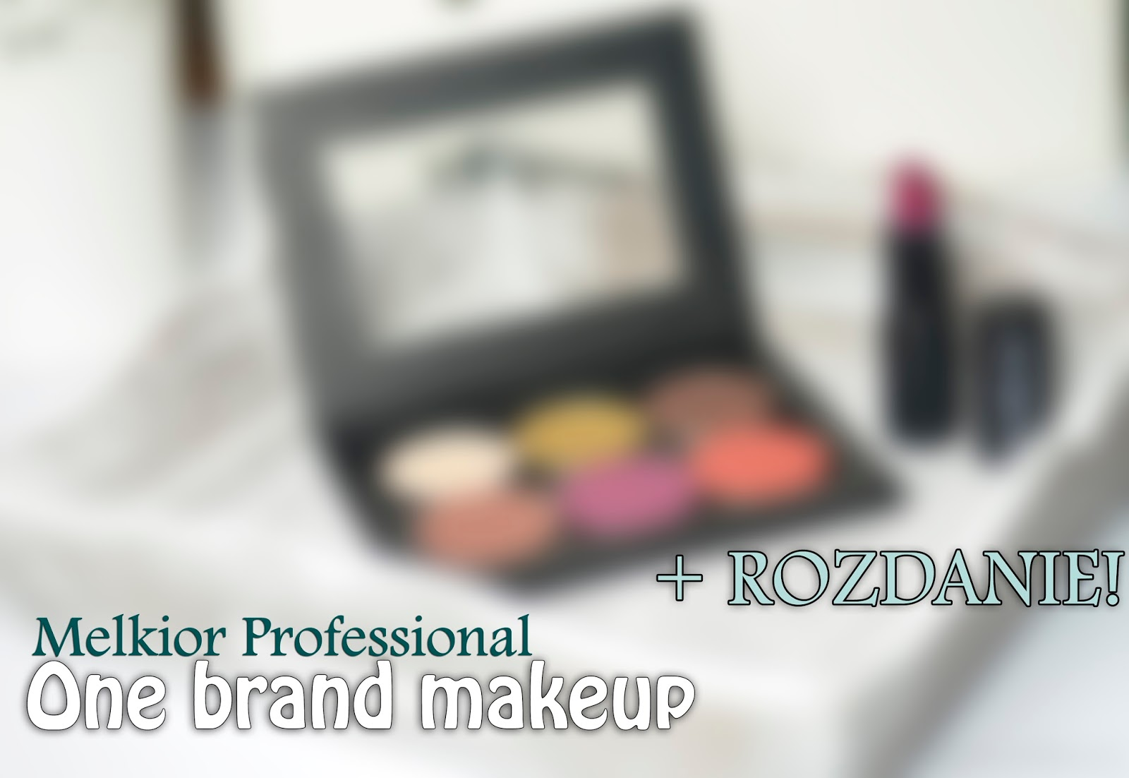 One brand makeup: Melkior Professional