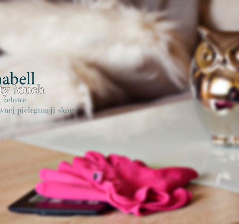 Cosmabell Beauty touch | żelowe rękawiczki