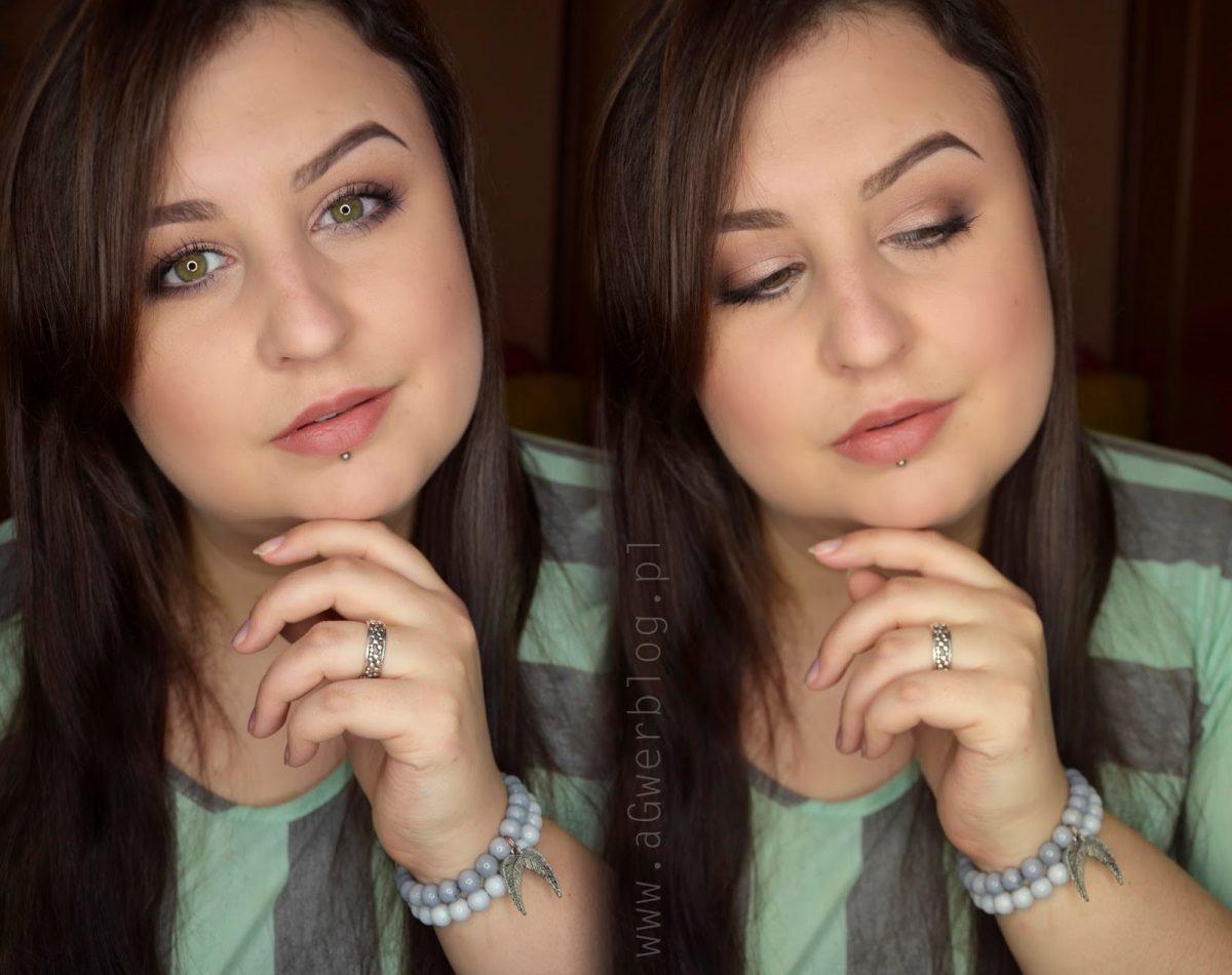 makijaż na wigilię