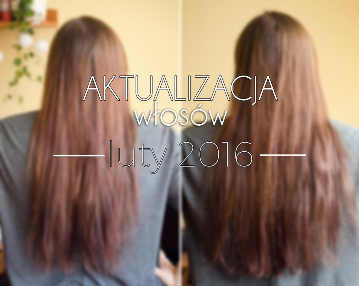 Aktualizacja włosów