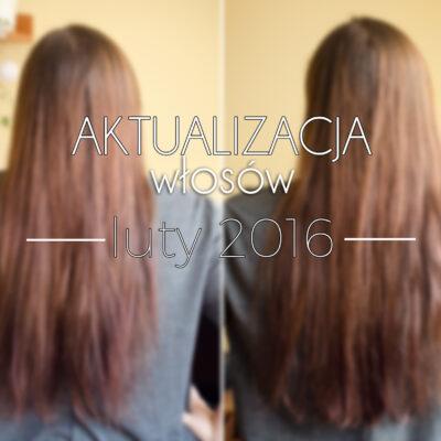 Aktualizacja włosów: podcinanie końcówek | Luty 2016