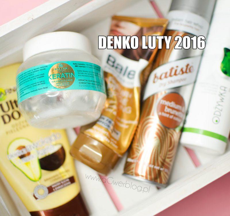 Denko luty 2016