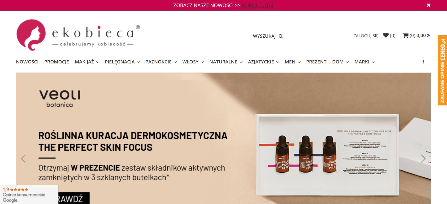 drogeria internetowa z naturalnymi kosmetykami
