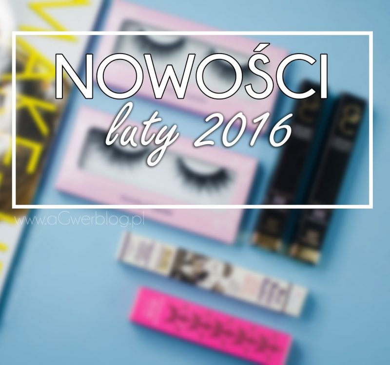 Nowości luty 2016 | Jeffree Star, Kat Von D, Zoeva