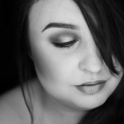 WIBO NEUTRAL EYESHADOW PALETTE | makijaż krok po kroku