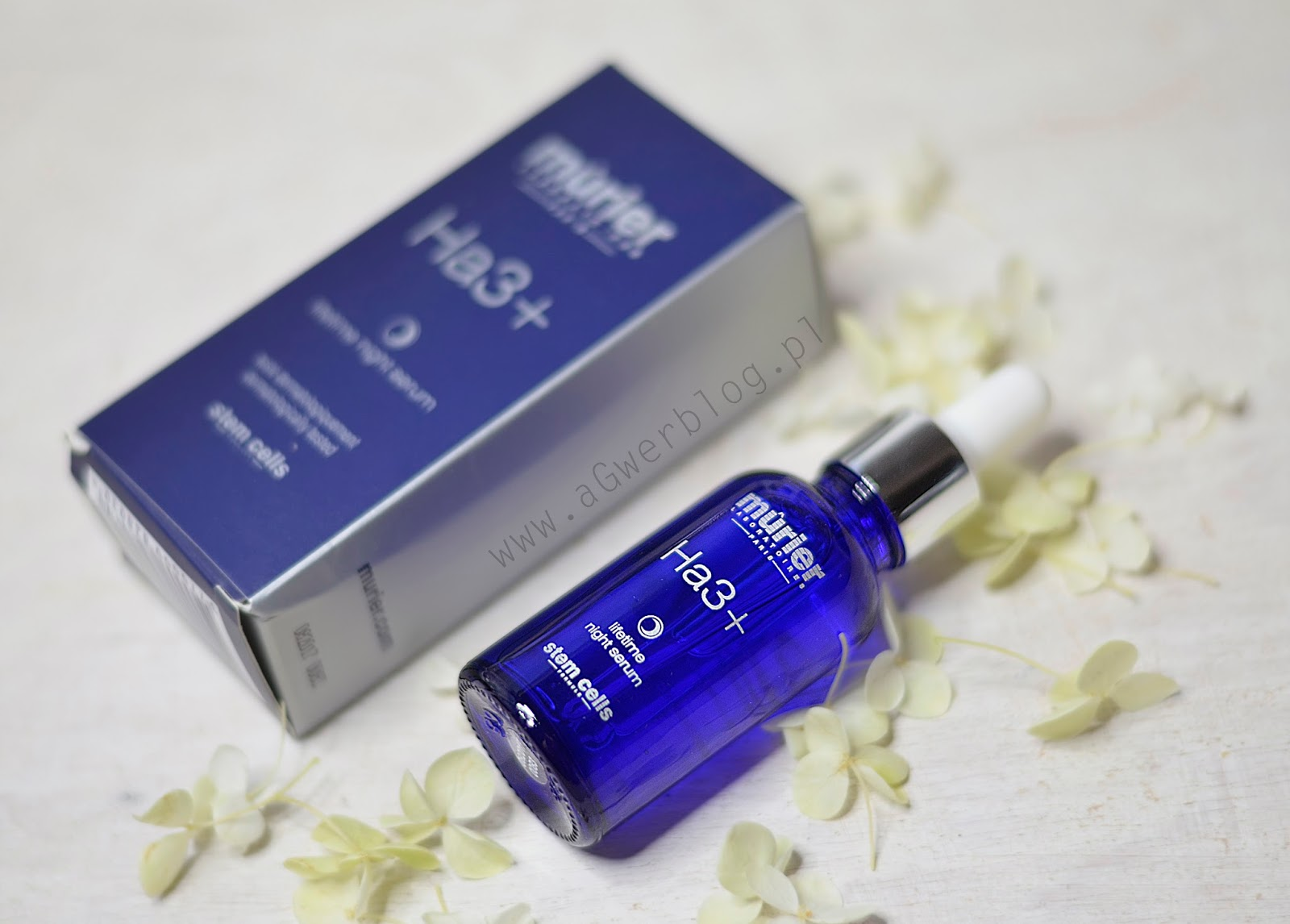 Mûrier | Ha3+ Lifetime Night serum