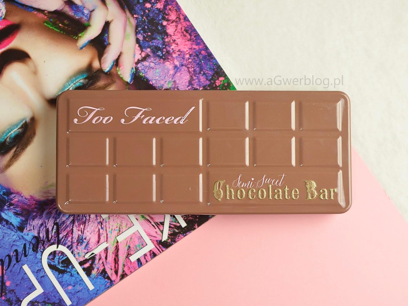 Too Faced Chocolate Bar Semi Sweet