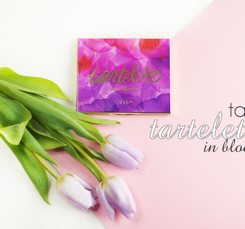Tarte tartelette, in bloom