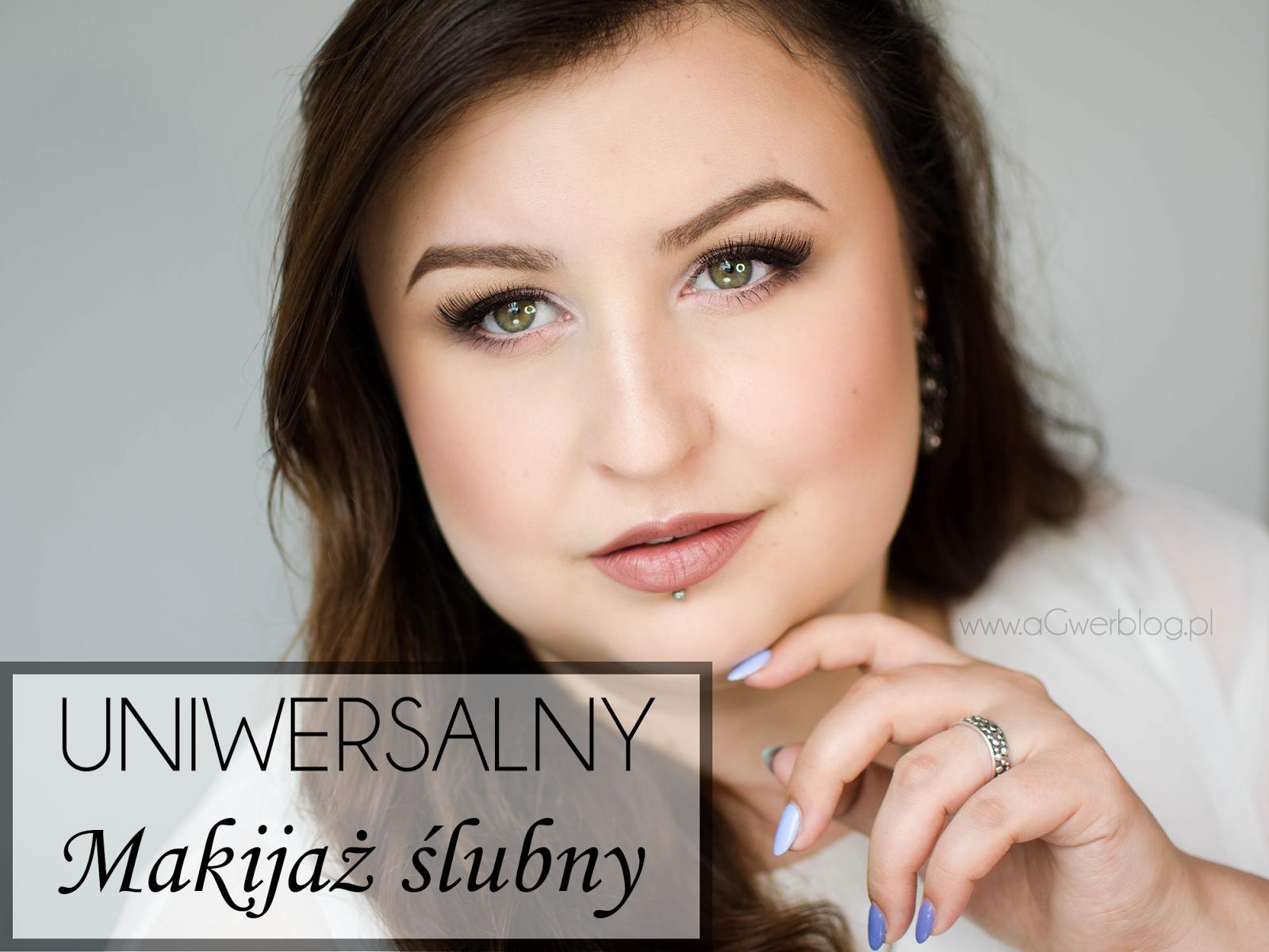 Uniwersalny makijaż ślubny – krok po kroku | Melkior Professional