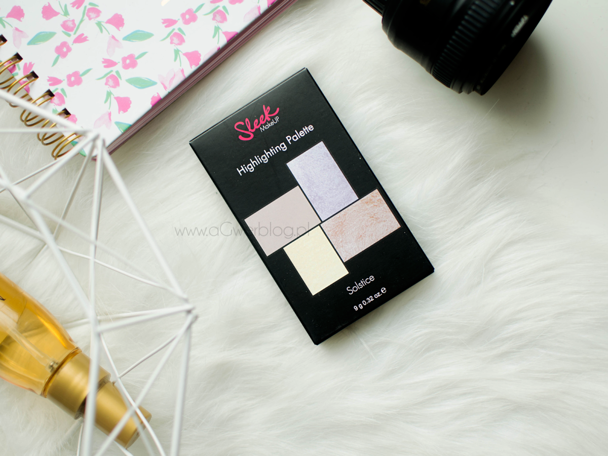 paleta sleek solstice