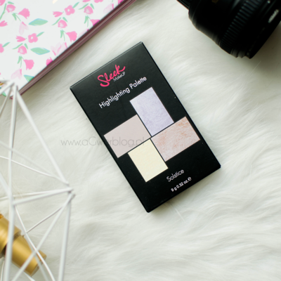 Sleek Highlighting Palette, Solstice | hit YouTube
