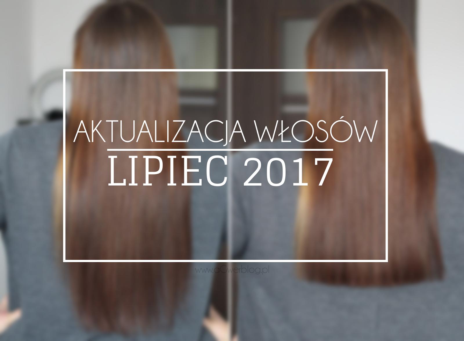 Aktualizacja włosów | lipiec 2016