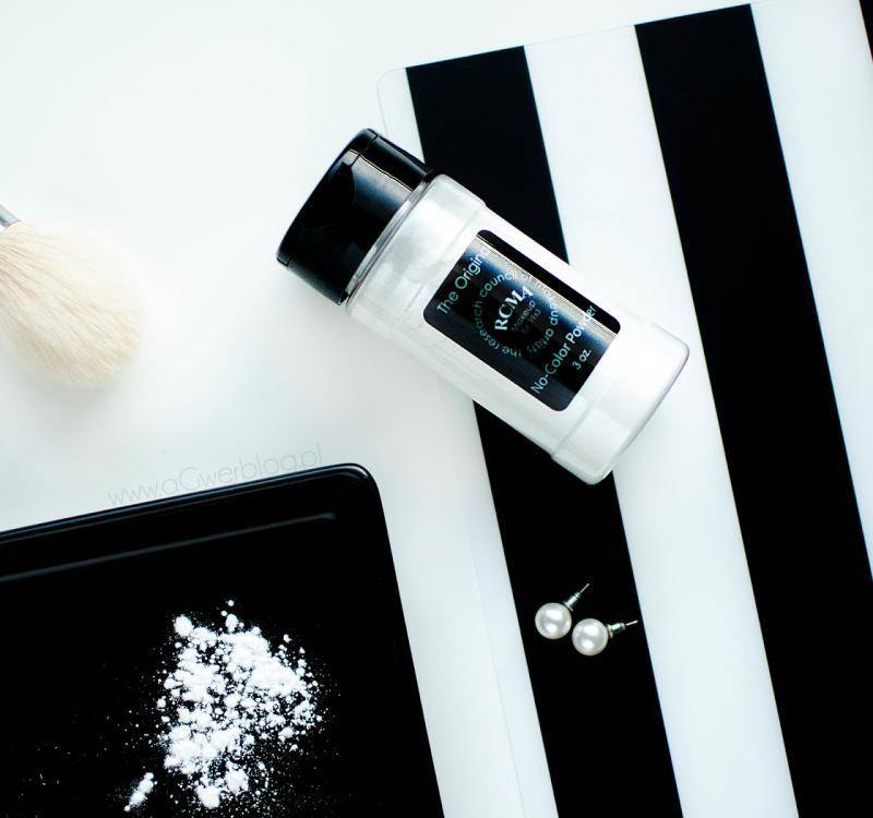 Puder RCMA No-color powder, HIT czy KIT?