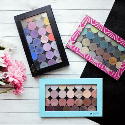 Cienie Makeup Geek | moja kolekcja + swatche