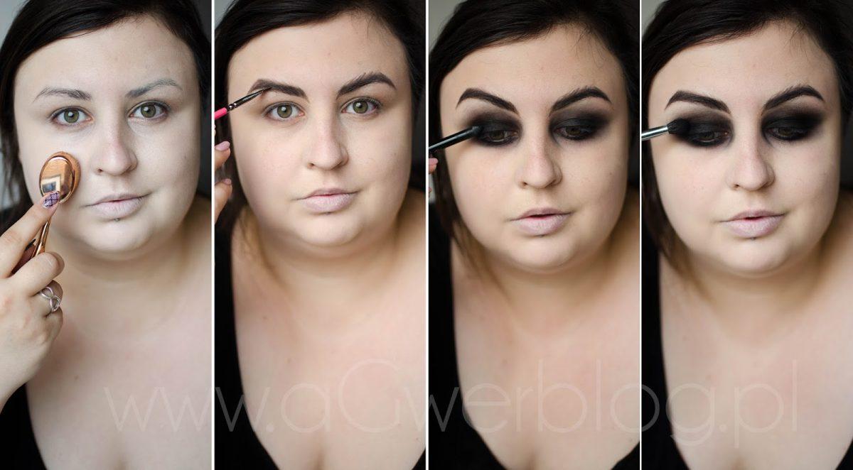 jak zrobić makijaz na Halloween