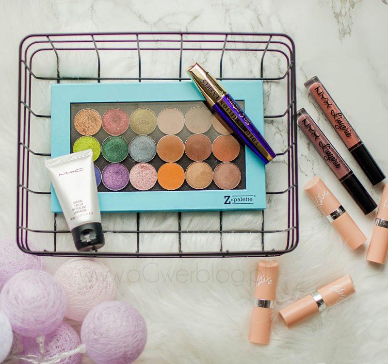 Nowości kosmetyczne | Kiehl's, NYX, Makeup Geek