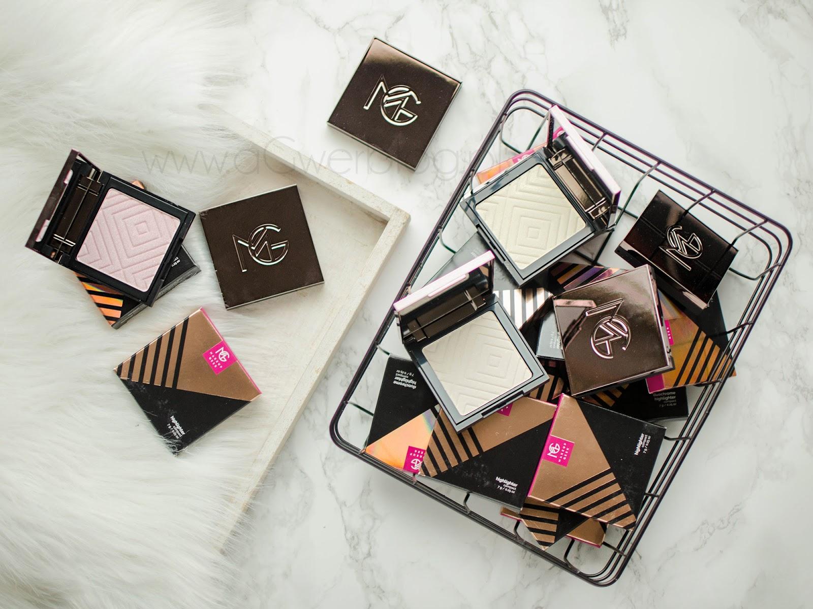 Nowość Makeup Geek: rozświetlacze