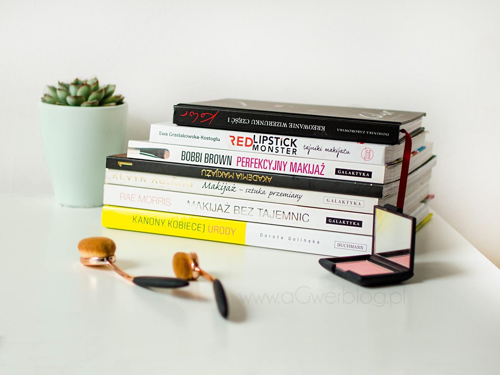 7 książek o makijażu, które powinnaś znać