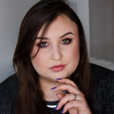 Kolorowy makijaż Sylwestrowy krok po kroku | glamshadows edycja 2