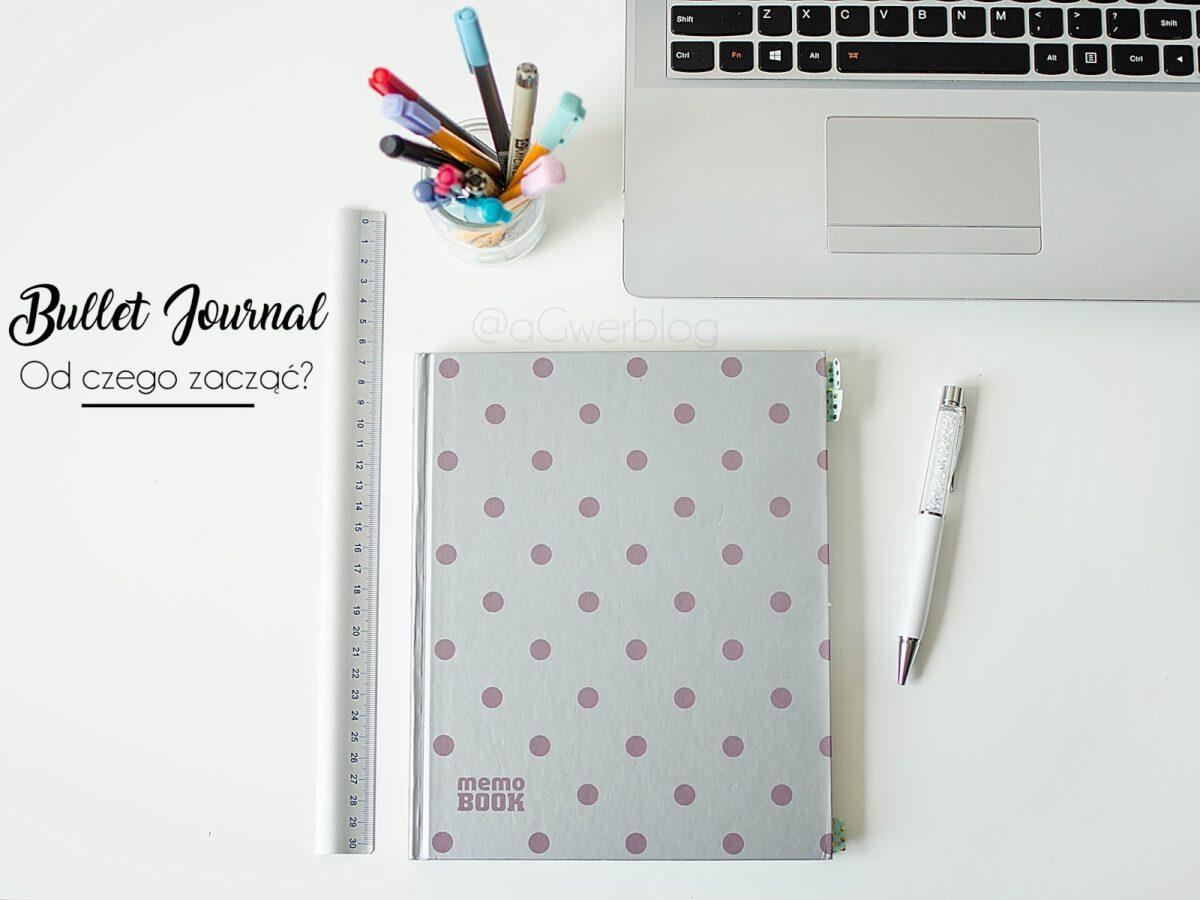jak zacząć prowadzić bullet journal