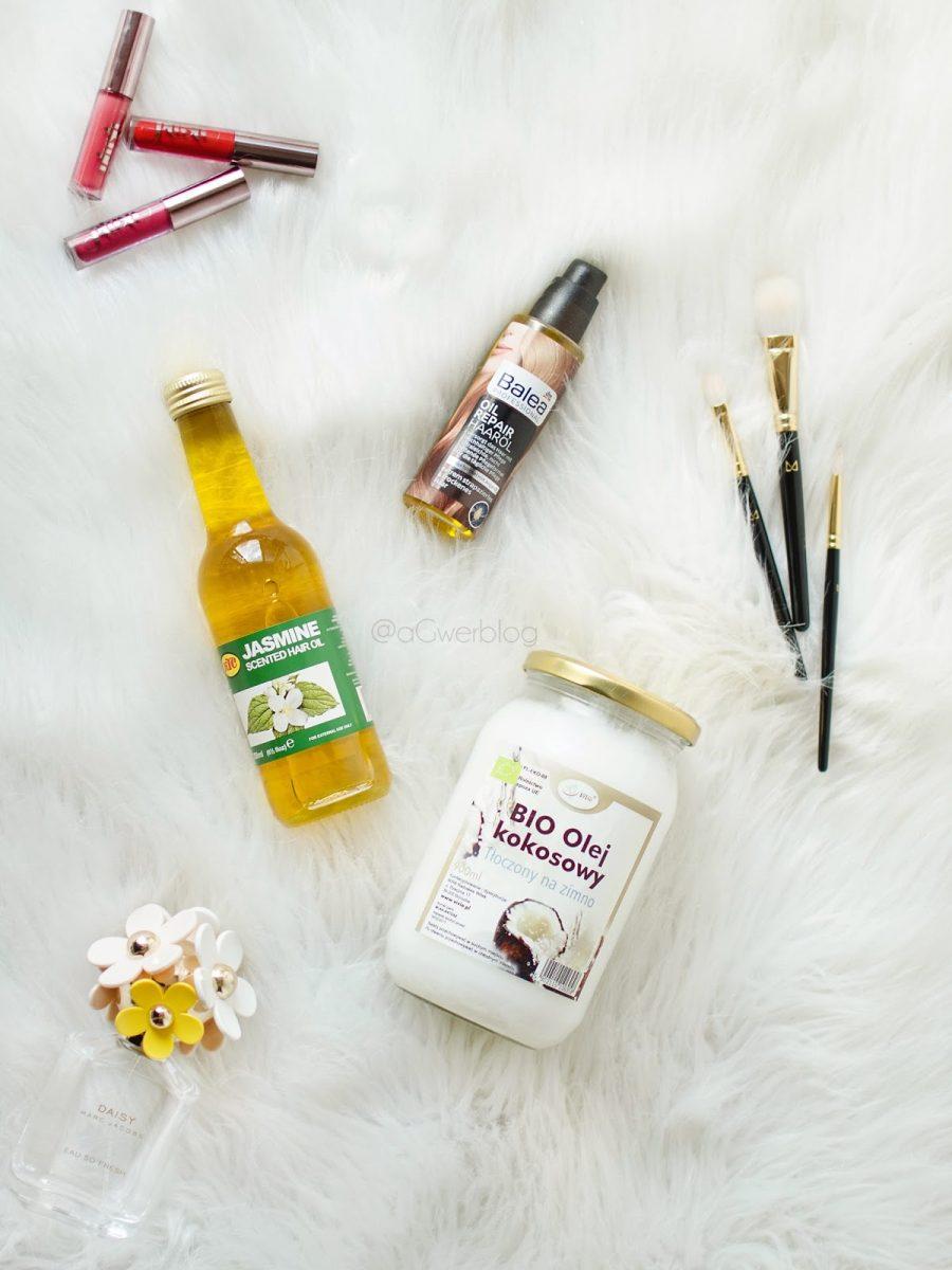 jak olejować włosy na morko