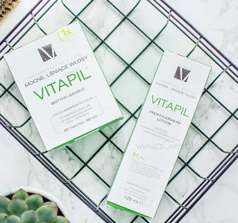 Produkty Vitapil – jak przebiegała moja kuracja?