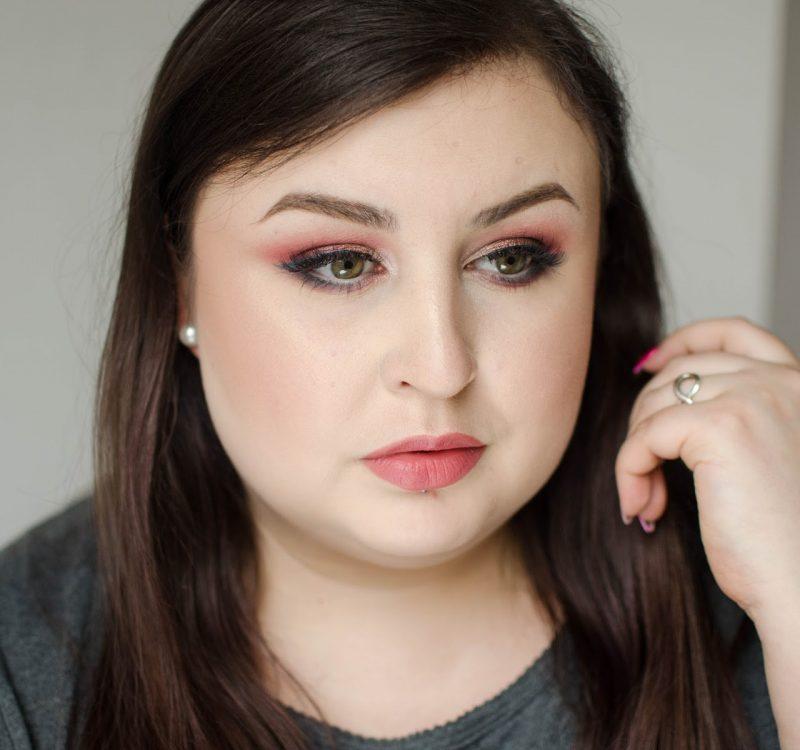 Makijaż kosmetykami Nabla   krok po kroku