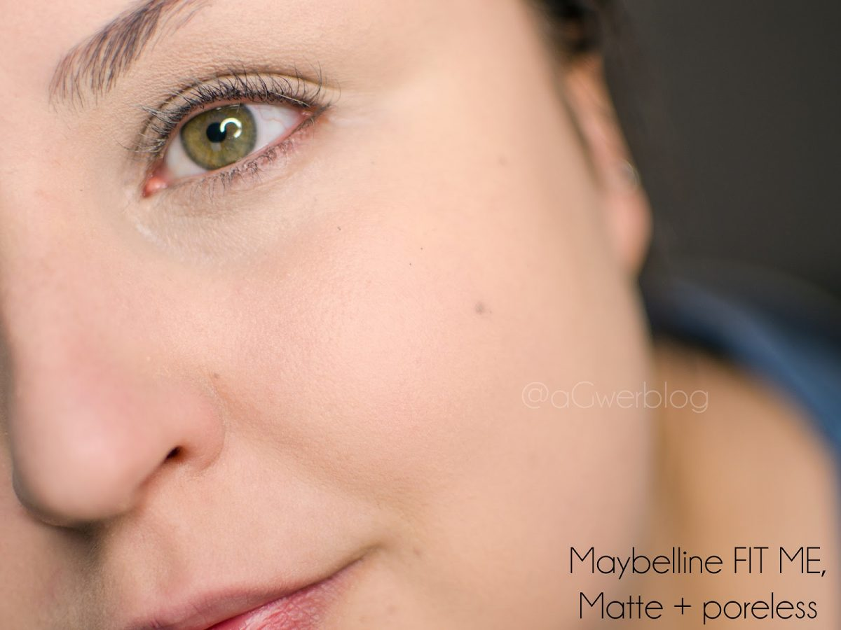 Maybelline fit me 105