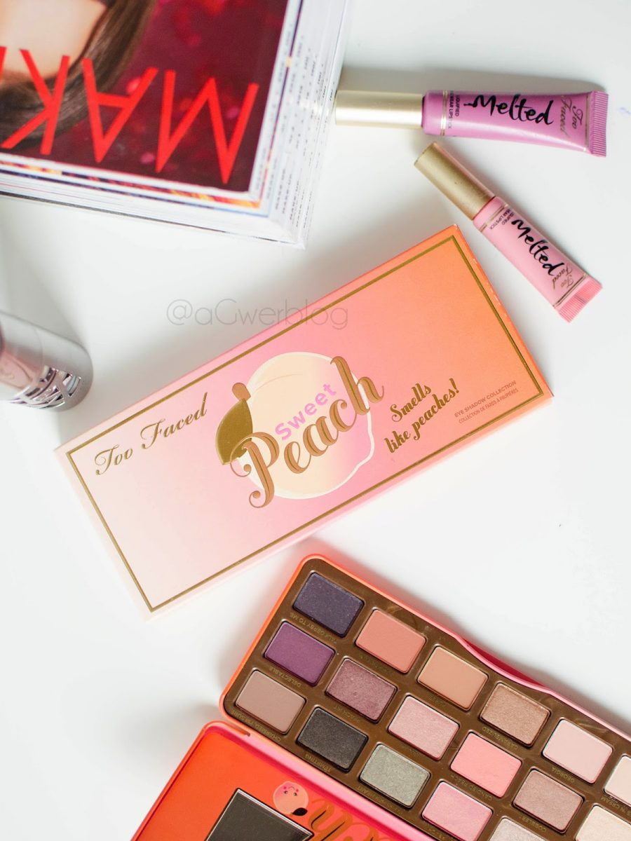Too Faced Sweet Peach recenzja
