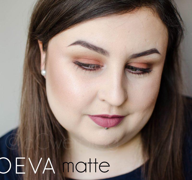 Zoeva matte | nowy film na YouTube!