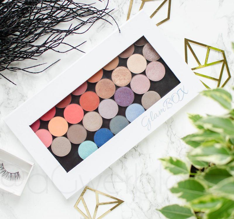Glamshadows | recenzja, swatche i kolory które warto mieć