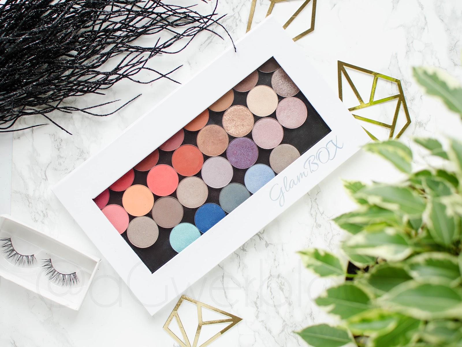 Glamshadows   recenzja, swatche i kolory które warto mieć