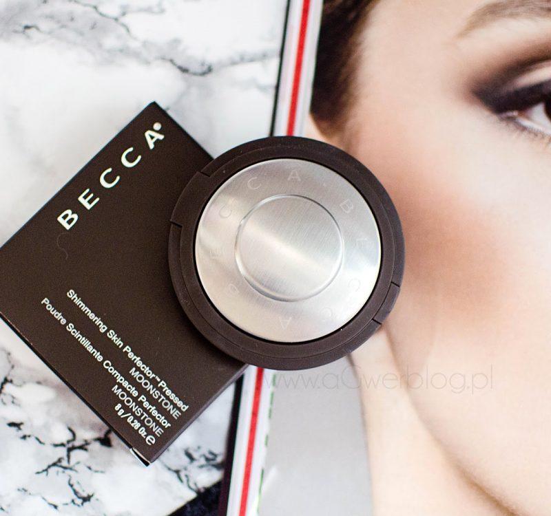 Czy warto wydać 155zł na rozświetlacz? | BECCA Shimmering Skin Perfector: Moonstone