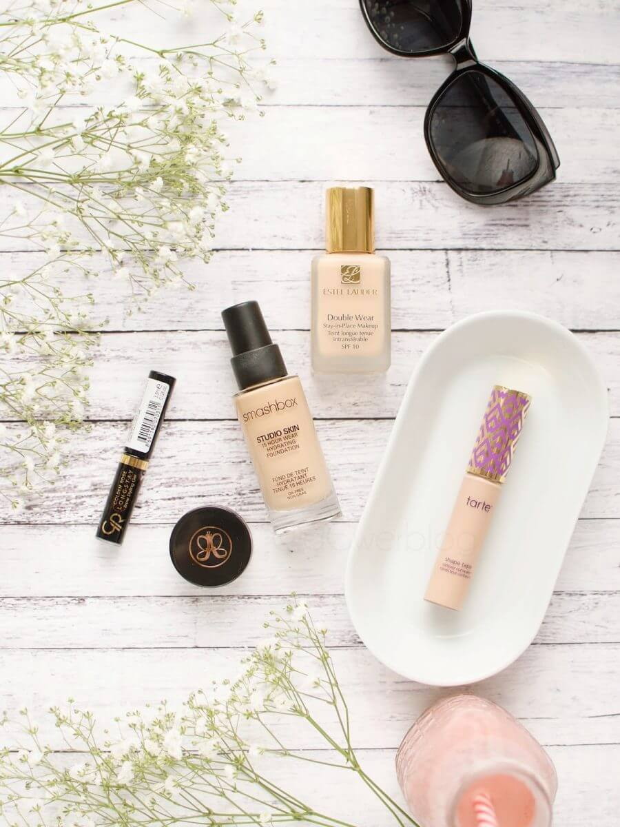jak zrobić makijaż na upał