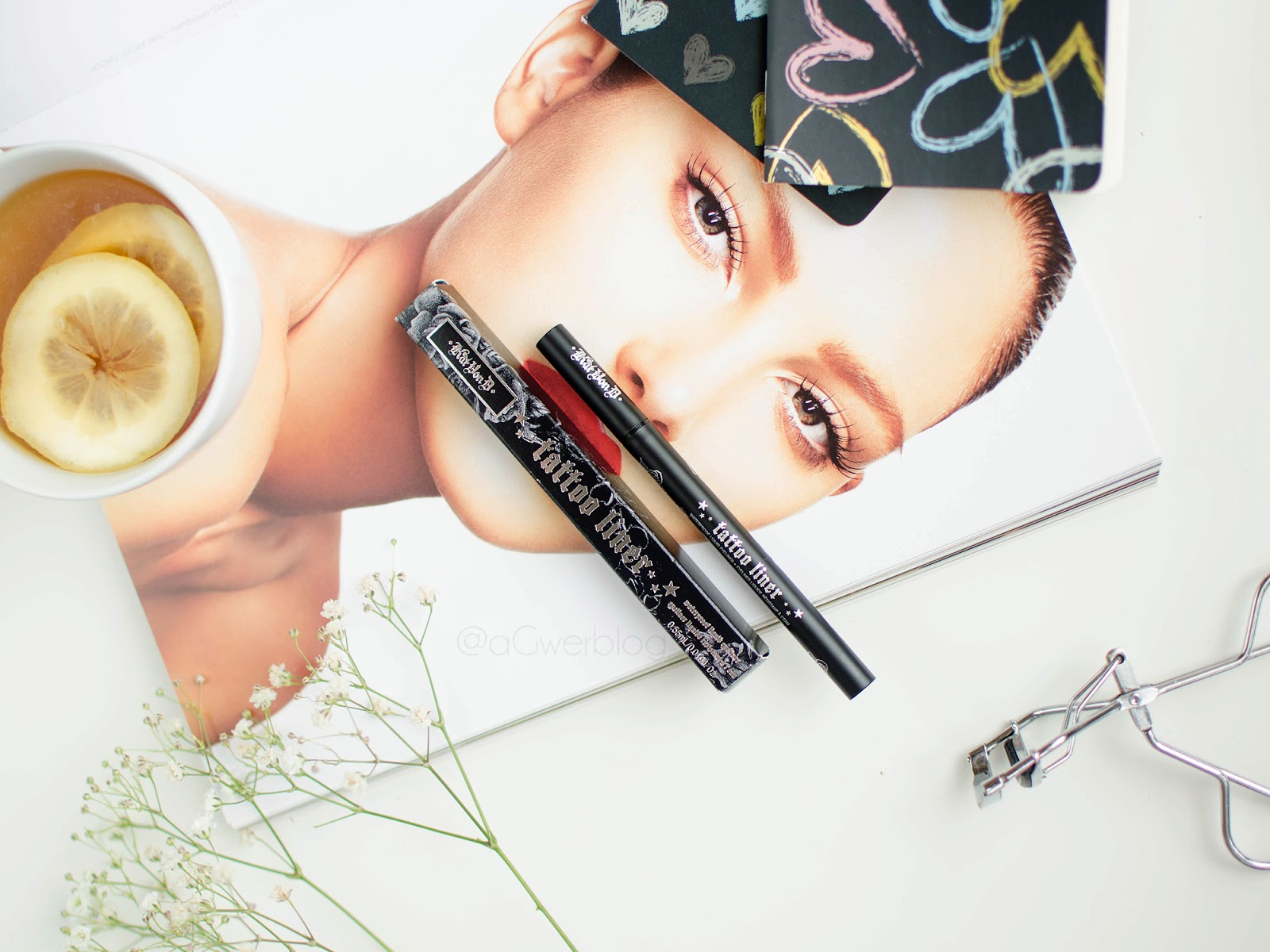 Kat Von D Tattoo Liner | najlepszy eyeliner