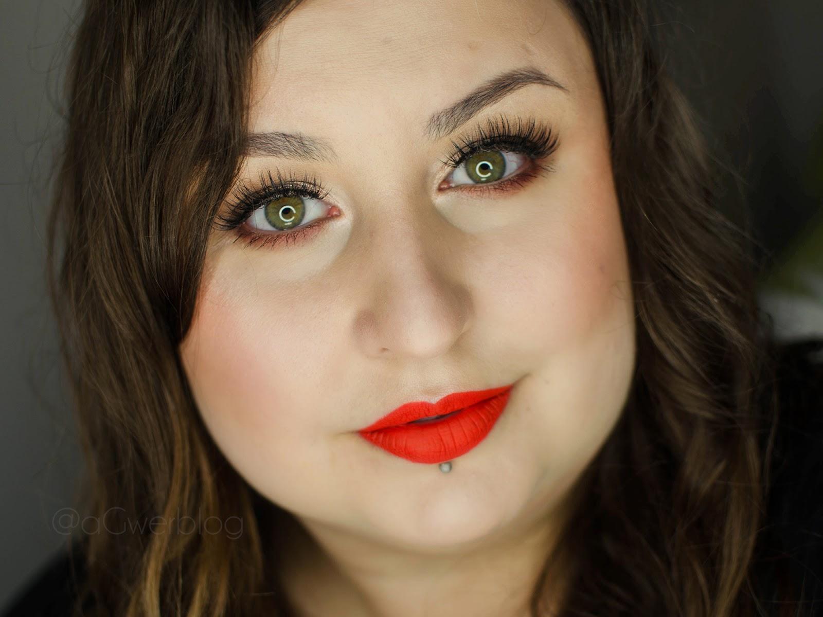 Elegancki makijaż na letnią imprezę | Smashbox, tarte, MUG