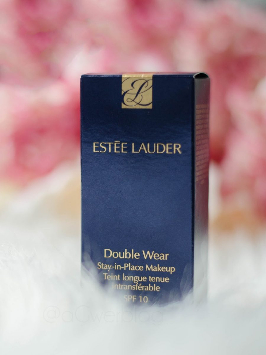 ESTÉE LAUDER Double Wear blog