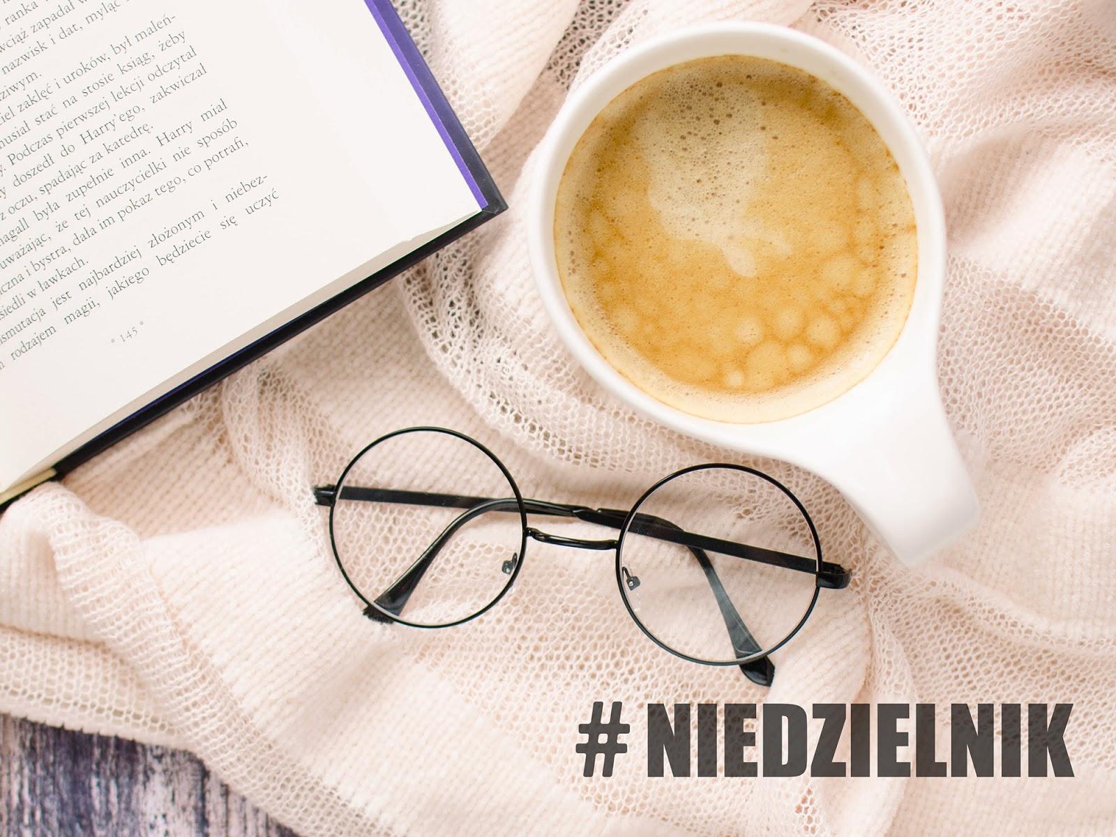 Niedzielnik #21   blog jako praca, idealne życie z Instagramu i o odpuszczaniu