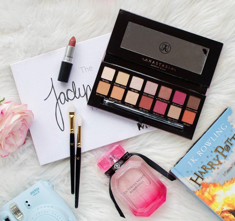 Urodzinowe nowości kosmetyczne | Mbrush, Anastasia Beverly Hills, Morphe