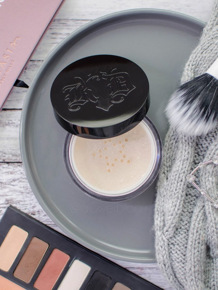 Kat Von D Lock it setting powder recenzja