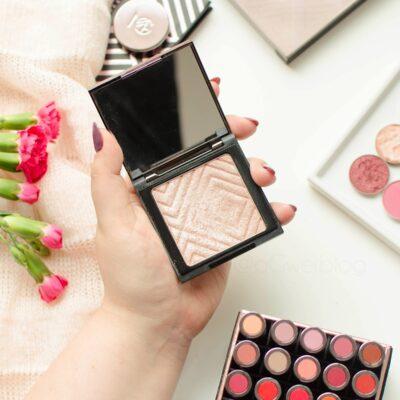 Kosmetyki Makeup Geek – złota szóstka