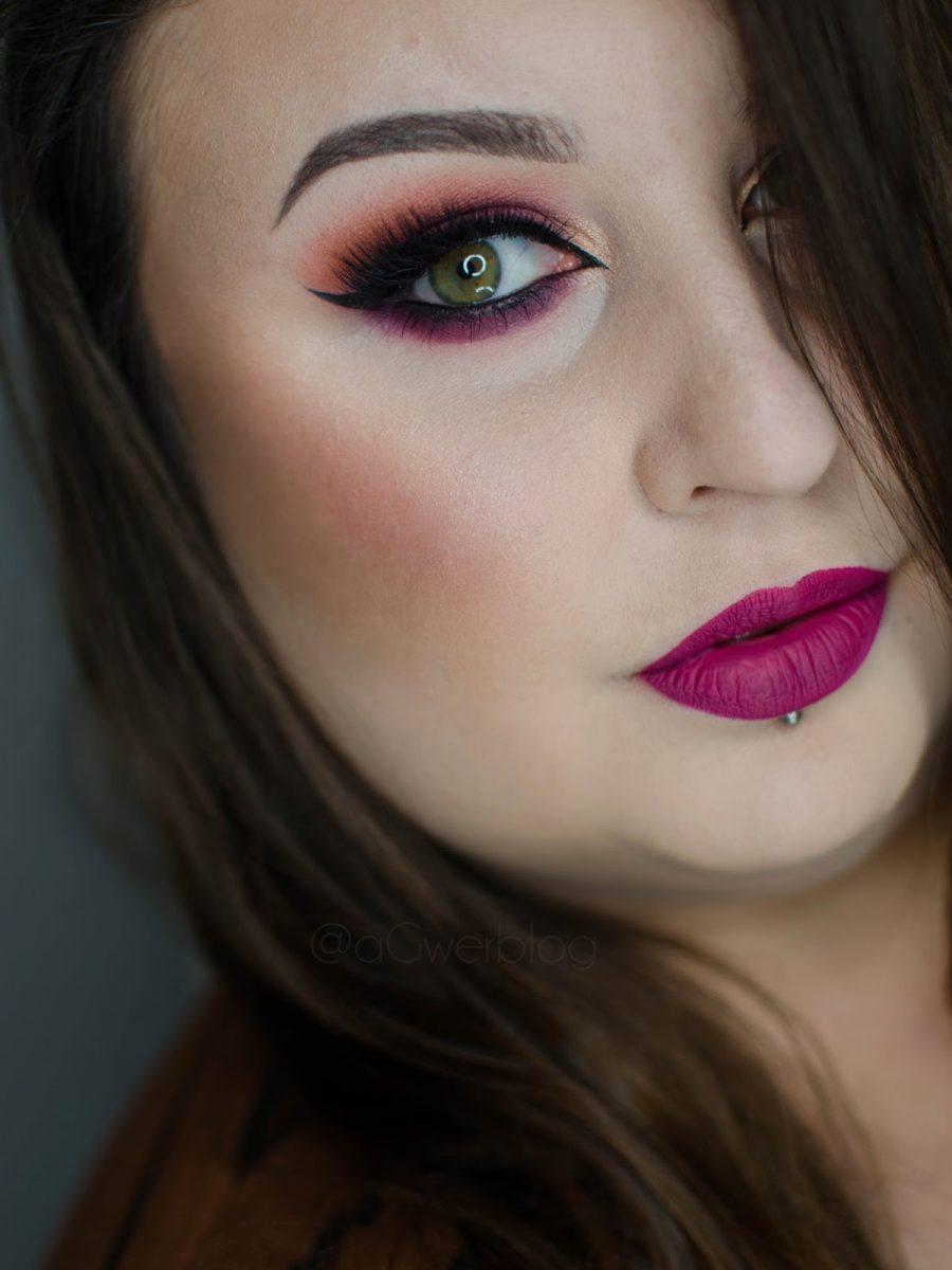makijaż na jesień inspiracja