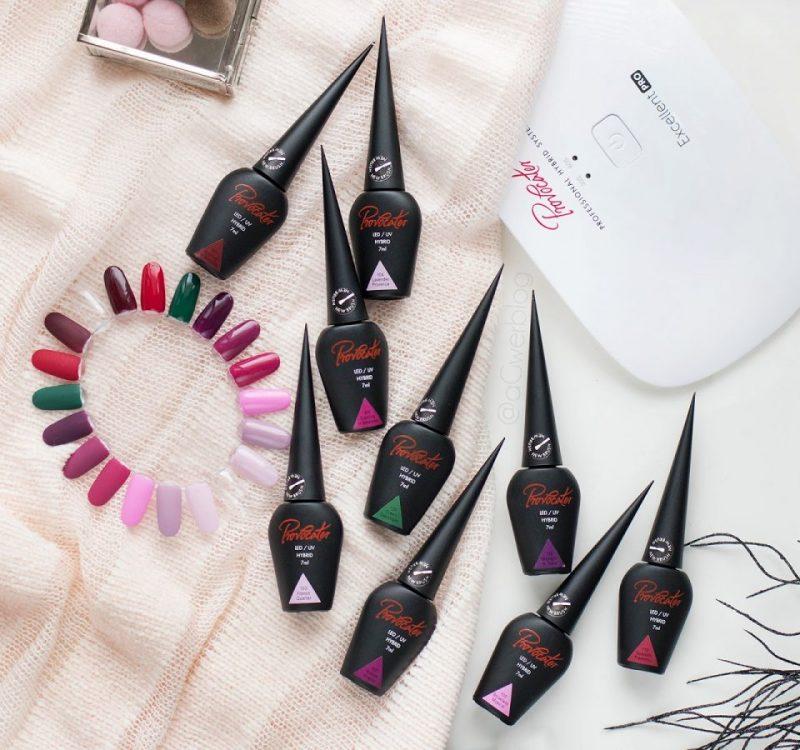 Jesienny manicure | Provocater, kolekcja Find Me