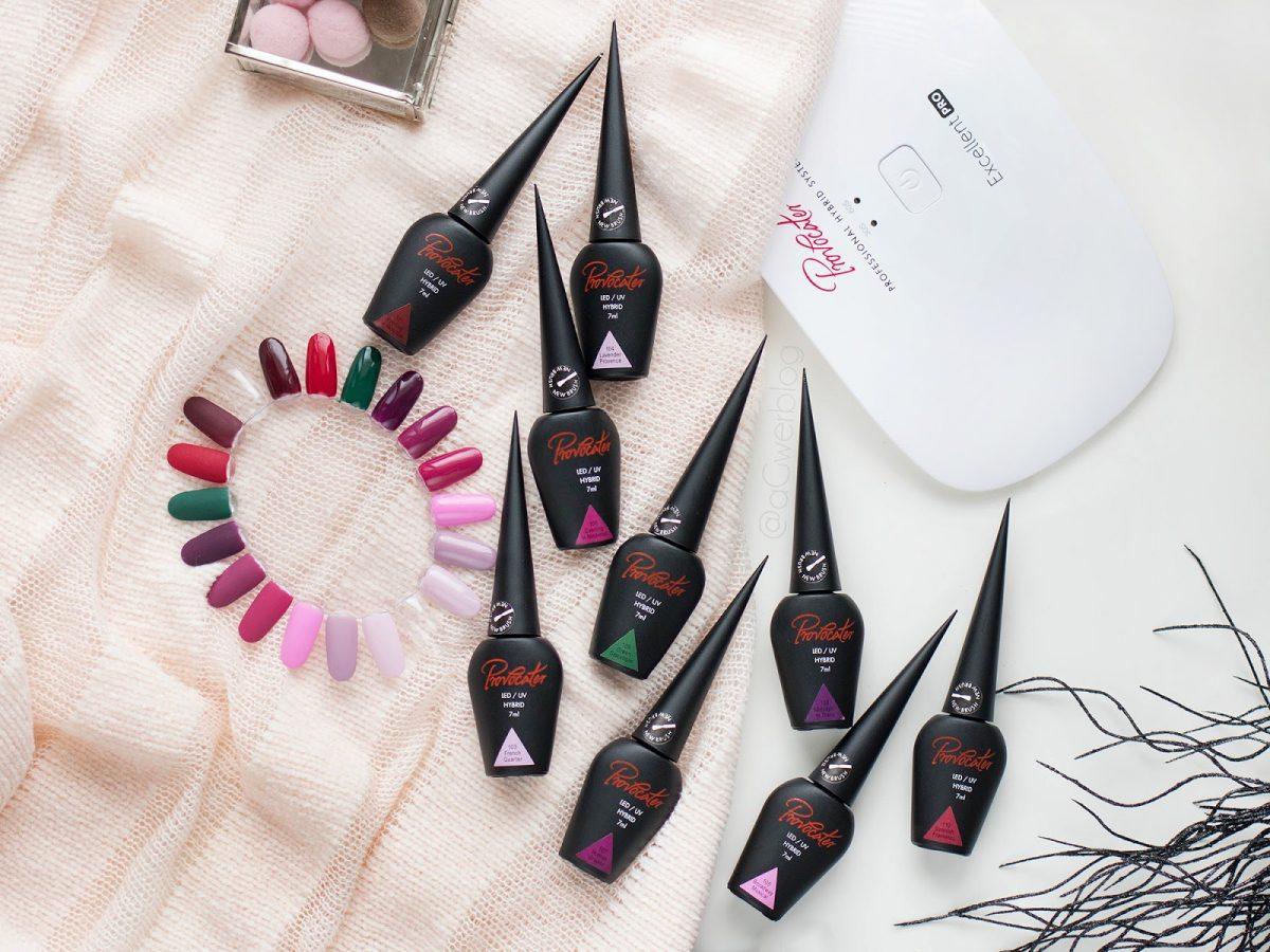 Jesienny manicure: kolekcja Provocater Find Me