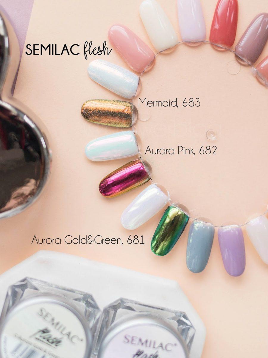 Kolekcja Semilac Business Line
